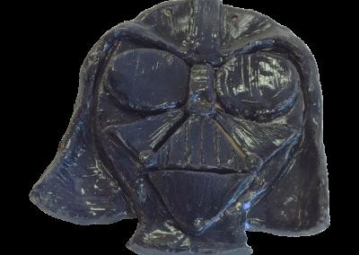 Darth Vader Plaque