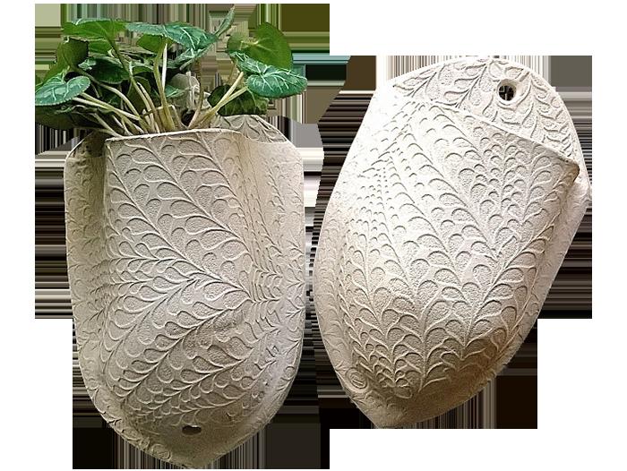 Garden Pocket Textured