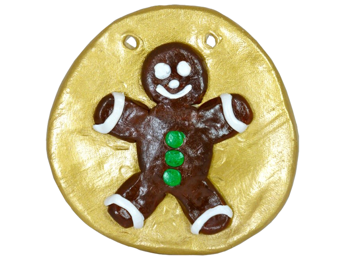 Gingerbread Man Plaque