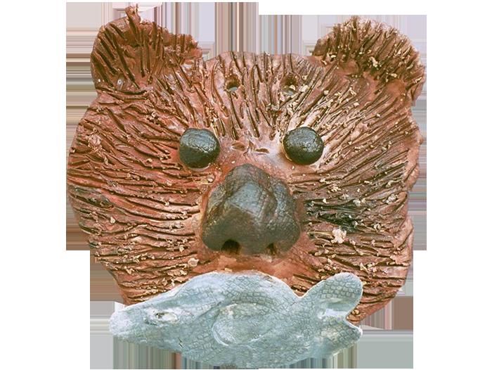 Inuit Mask – Bear