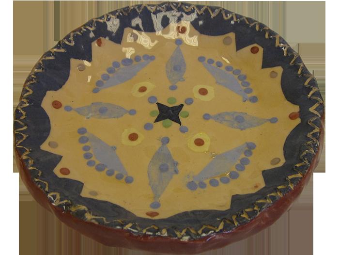 Tunisian Plate