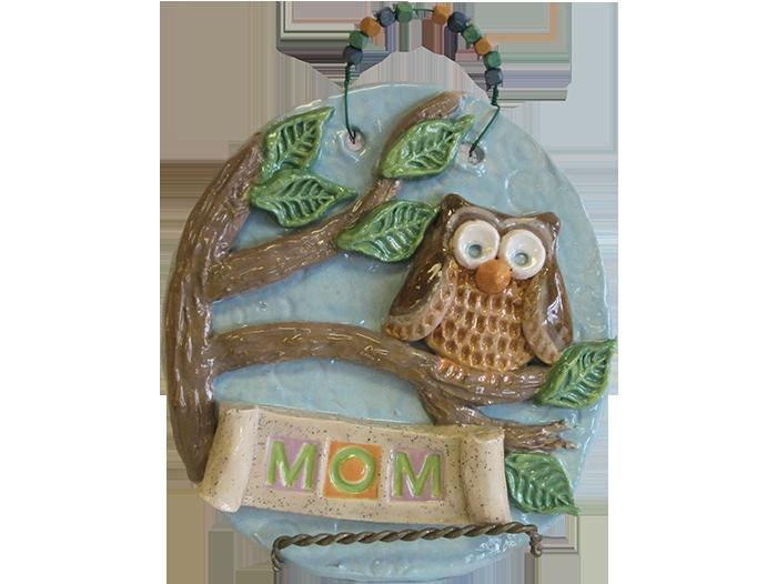 Wise Mom Plaque