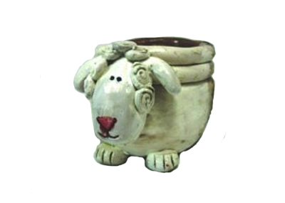Coil Pot Sheep